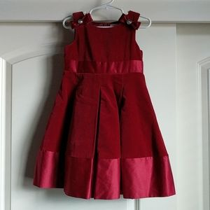 Gymboree Holiday Girls Dress